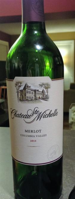 Chateau St. Michelle Merlot